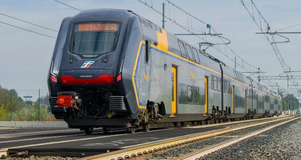 Италија: Хибридни возови за еколошки прифатлив сообраќај