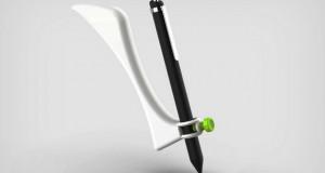 FELEF ергономска алатка за луѓе кои пишуваат со лева рака (видео)