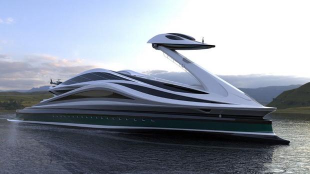 Два брода во еден – чудо со пет палуби од 500 милиони долари