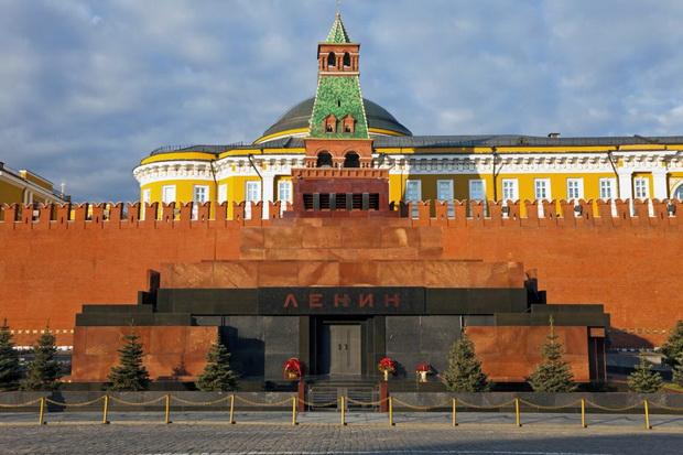 Архитектонскиот конкурс за Мавзолејот на Ленин повлечен