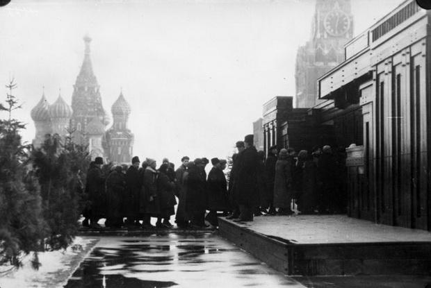 Moskau, Lenin-Mausoleum