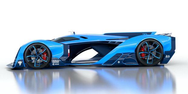 """Електричниот """"Бугати"""" од 20 милиони евра ќе вози со 400 километри на час"""