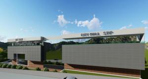 Во Штип почна да се гради првиот CITY MALL!