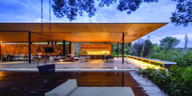 RN house во Бразил