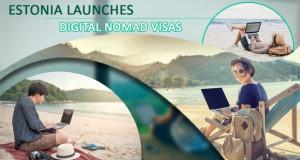 Естонија нуди виза за дигиталните номади