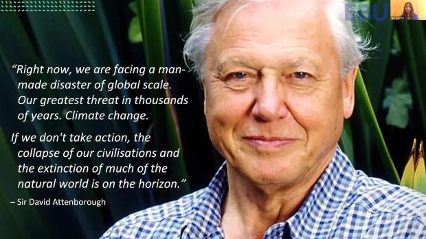 Sir David Attenborough во својот последен документарец со сериозни предупредувања за човештвото