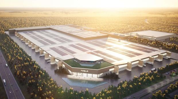 Новата фабрика на Tesla – Giga Berlin, ќе вработува 40.000 луѓе