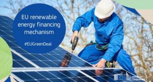 Државите од ЕУ можат да вложуваат во зелена енергија во други членки за своите цели
