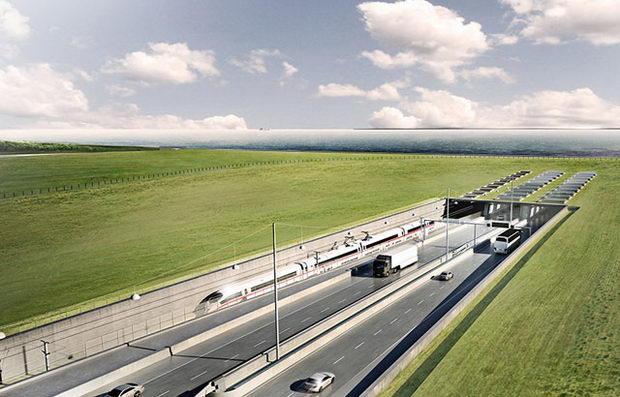 Ќе се гради најдолгиот подводен тунел во светот