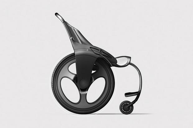 Инвалидска количка која поврзува употребливост со подобрена удобност