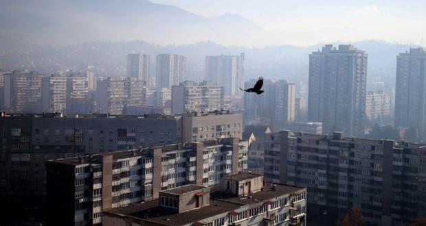 Загадениот воздух повторно ги гуши жителите на Западен Балкан