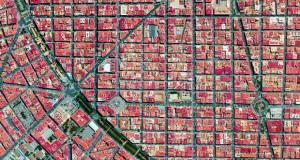 16 светски метрополи со ортогонална мрежа на улици