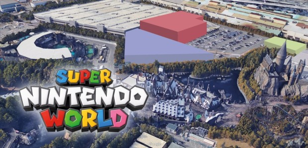 Јапонија: Напролет се отвора тематскиот парк Super Nintendo World