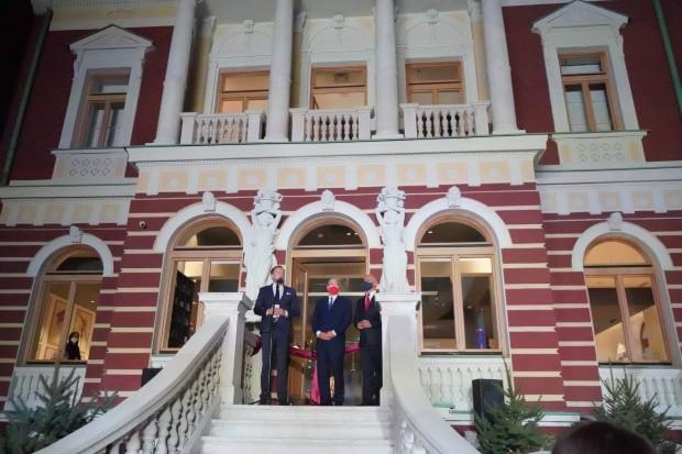 Во Сараево свечено отворен обновениот Олимписки музеј