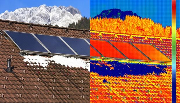 Вештачката интелигенција го открива соларниот потенцијал на покривот
