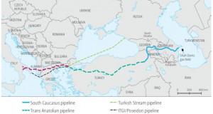 Трансјадранскиот гасовод ќе биде пуштен во работа во ноември