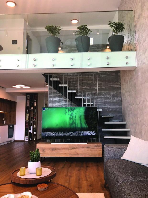 Луксузно опремен стан – Удобност, елеганција и природна светлина