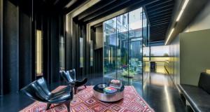 Дом во Лондон, едно од раните дела на Дејвид Аџаје