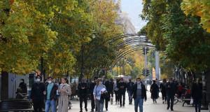 И ова е Скопје… под маски