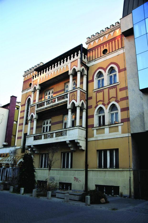 Градителското наследство на руските архитекти кај нас