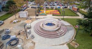 """Привршува изградбата на паркот """"Бојмија"""""""