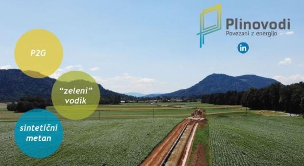 """Четири словенечки енергетски компании заедно ќе произведуваат """"зелен"""" водород и метан"""