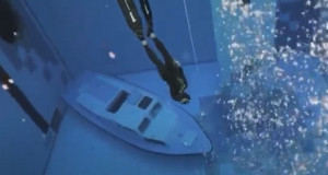 Најдлабокиот базен на светот во кој има подводни пештери (ВИДЕО)
