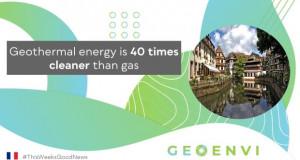 Геотермалната енергија е 40 пати почиста од природниот гас