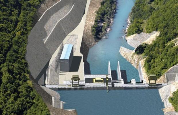 Србија и Република Српска градат три хидроцентрали на Дрина во вредност од 200 милиони евра