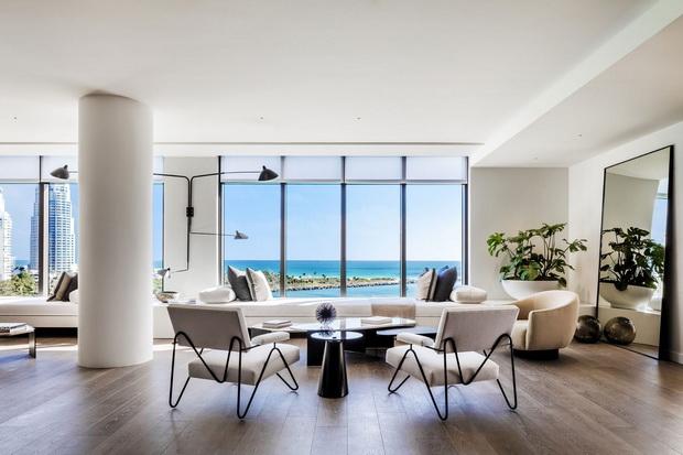 Луксузен стан во Palazzo Dell Sol во Мајами