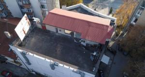 На Домот на градежници се прави вториот зелен покрив во Скопје