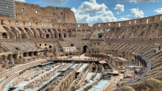 Римскиот Колосеум ќе добие подвижен под
