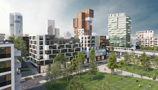 Асперн: урбана и енергетска утопија на Виена