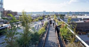 """Њујорк го проширува проект """"High Line"""""""