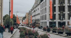 Осло ги враќа улиците на пешаците и велосипедистите