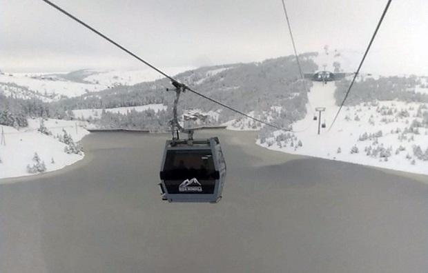 На Златибор почна да работи најдолгата панорамска гондола во светот