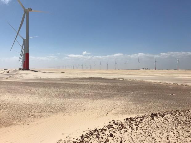 Во Азербејџан ќе се гради ветерна електрана од 240MW