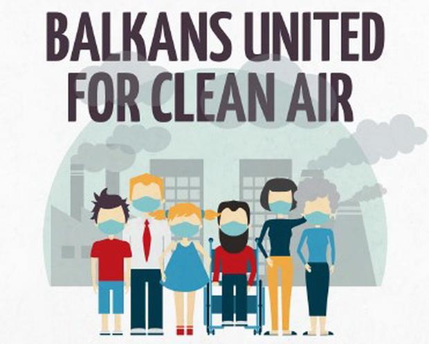 """""""Обединет Балкан за Чист Воздух"""""""