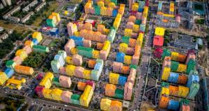 Станбениот комплекс инспириран од Lego коцки, најпосакувано место за живот во Киев