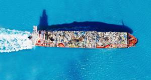 Извозот на пластичен отпад во 2021 година станува многу потежок