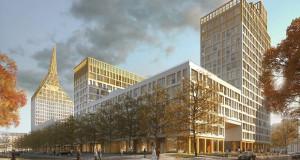 Во Санкт Петербург се гради златна четврт