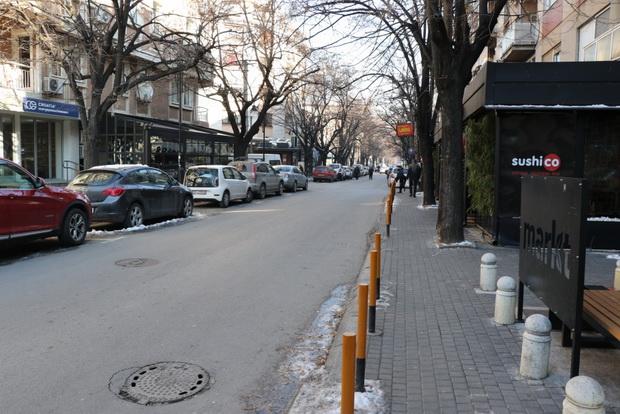 Наместо Град Скопје, Општина Центар ќе издава одобренија за поставување тераси
