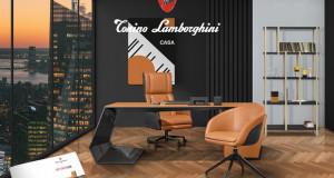 Нова колекција на канцелариски мебел Tonino Lamborghini