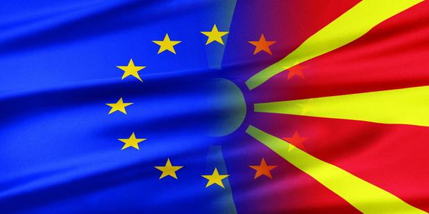European Union and Macedonia.