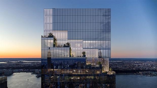 Новото седиште на Фајзер ќе биде сместено во супер висок облакодер