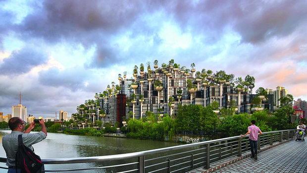 Najocekuvani gradbi na 2021-1000 drvja-Kina-1