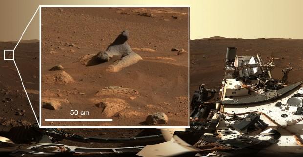 Роверот на НАСА ја испрати на Земјата првата панорамска фотографија од Марс