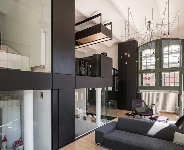 Објект во објект во стан во Берлин