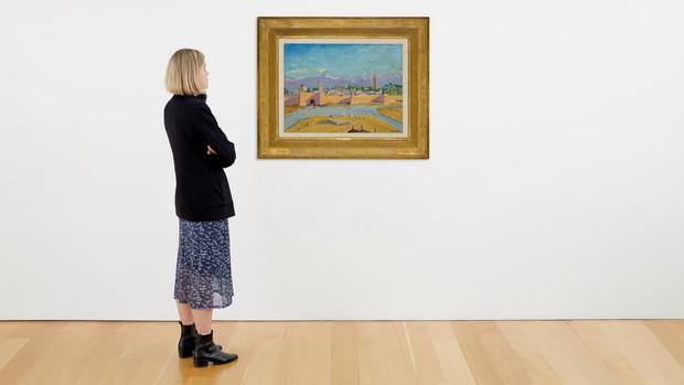 Анџелина Џоли ја продаде сликата од Черчил