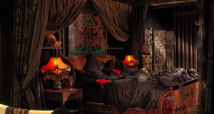Хотелот The Mandrake во Лондон, каде ништо не е оставено на случајноста